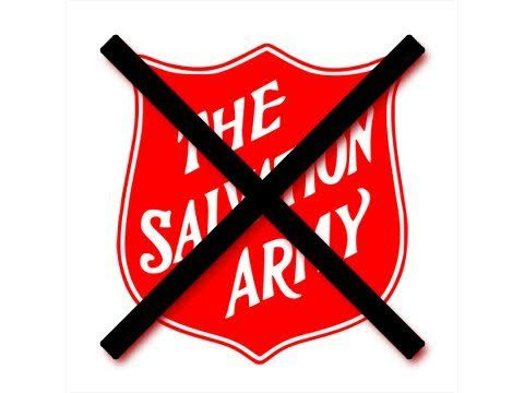 Why You Shouldn't Donate To The Salvation Army (VIDEO)