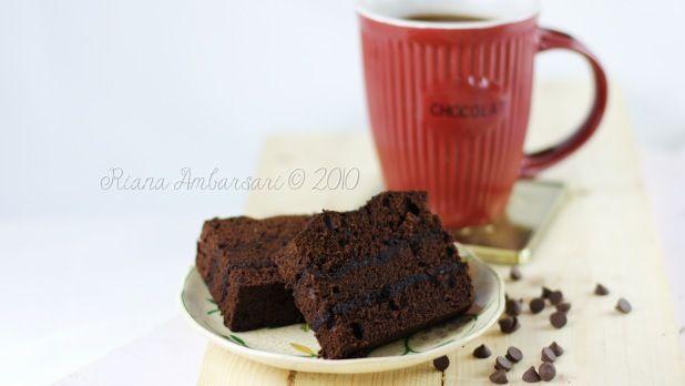 Brownies Kukus Lapis Cokelat - NCC