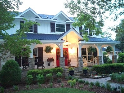 64 best White Houses Front Porches images on Pinterest Home