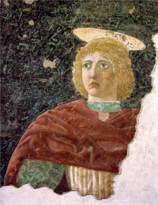 Piero della Francesca, St. Julian, c. mid-15th century