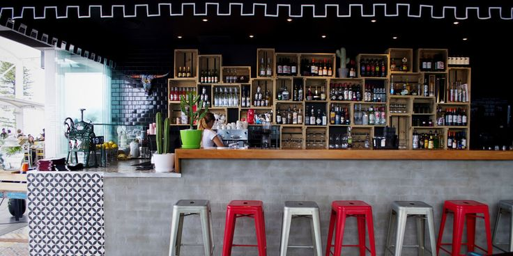 Gringo Loco Cantina is the latest addition to the Soul's boardwalk dining offering in Soul Surfers Paradise and offers a modern twist on the traditional tex mex.