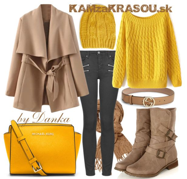 Oblečte si kúsky žiarivej žltej farby - KAMzaKRÁSOU.sk #kamzakrasou #sexi #love #jeans #clothes #coat #shoes #fashion #style #outfit #heels #bags #treasure #blouses #dress