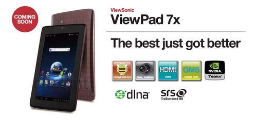ViewPad 7X online banner 990x467 pixels