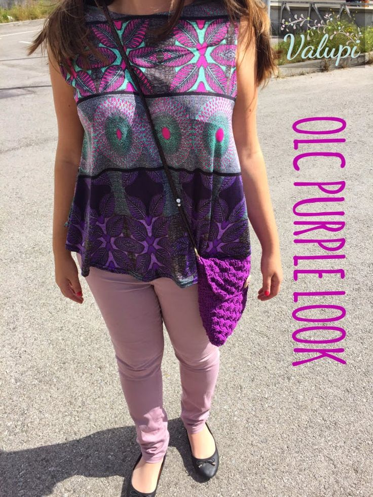 Valupi - Handmade with love: Outfit low cost: Purple look
