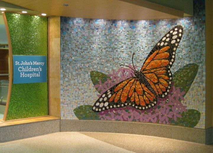 monarch mosaic - Yahoo Image Search Results