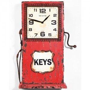Cassetta portachiavi Petrol Station Time, Kare Design Specifiche prodotto Brand KARE Modello 77772 Peso articolo 2,5 Kg Dimensioni prodotto 11 x 29 x 42 cm