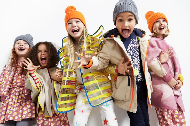 Kids fashion - Stella McCartney Kids - Fall-Winter 2015 Collection....ummm YES!