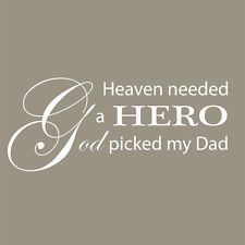 My Dad... My Hero!