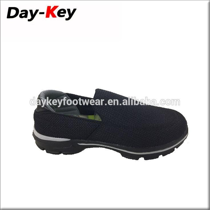black men casual shoes no lace A pedal sport footwear size 39-44
