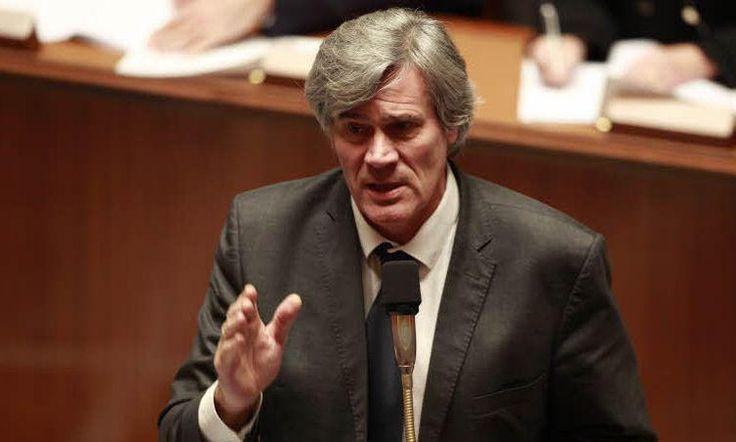 Stéphane Le Foll, lors d'une cession à l'Assemblée nationale. (Crédits photo, Sébastien Soriano Le Figaro).