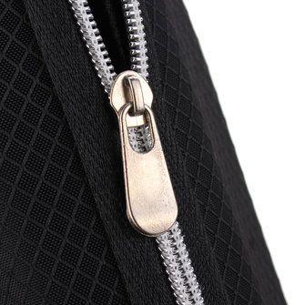 Zipper Hook Sunglasses Box Compression Resistance Plastic Travel Carry Case Bag at Banggood