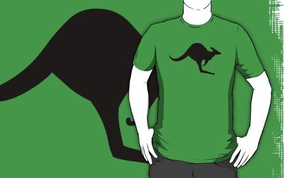 Australian Kangaroo by sweetsixty