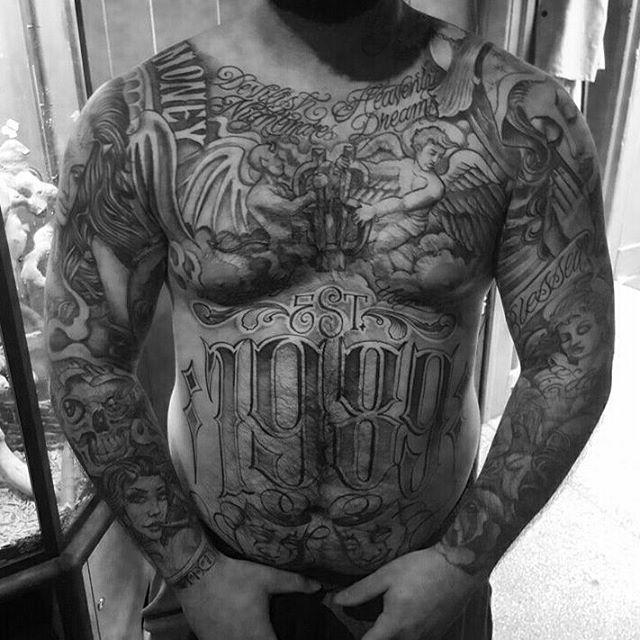 Prison Art Tattoo Designs