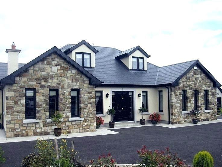 Dormer Bungalow Plans 4 House Designs Ireland Dormer House
