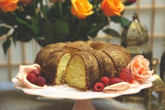 Meskouta Moroccan Cake Recipe Traditional Studios And Blog