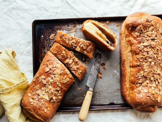 Danish Easter Cake (Paaske Kage)