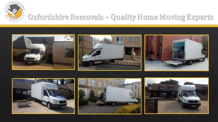 Oxfordshire Removals - Quality Home Moving Experts - Removals Company Oxford