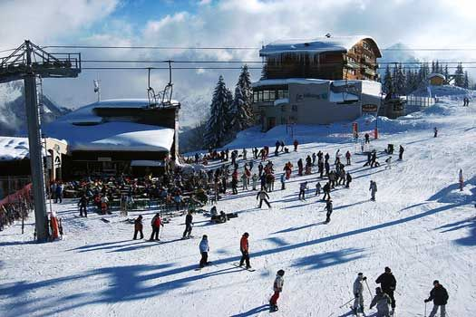 Morzine, France - some skiing adventure to then cross over to more skiing and visit France. ♥ ♪ ♫ #Cheapflights2013