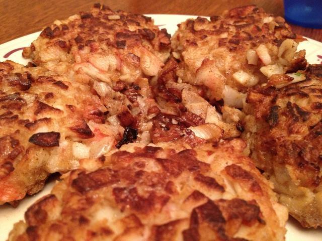 Joe s crab shack crab cakes recipe