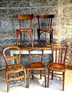 Vintage Chairs and Sofas