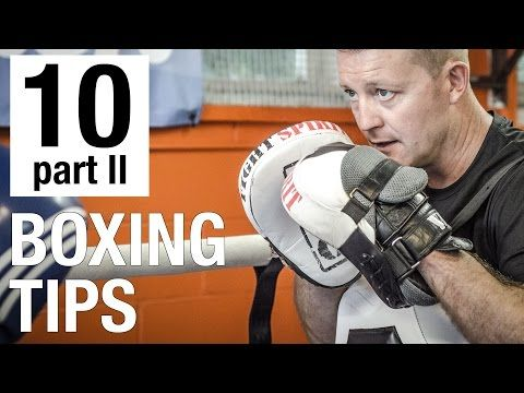 Draw the opponent onto your punches - How to Box (Quick Videos) - Learn Boxing Online