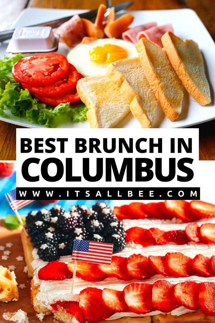 10 Best Brunch Spots In Columbus Ohio Itsallbee Travel Blog In 2020 Culinary Travel Brunch Spots Columbus Food
