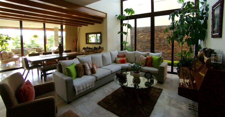 Casa Bosques de Bugambilias, Zapopan - Sala http://casasenventaenguadalajara.com/casas-en-venta/casa-en-bosques-de-bugambilias-zapopan