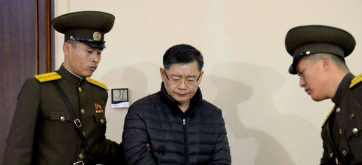 16 декабря верховный суд Северной Кореи приговорил 60-летнего канадского пастора корейского происхождения Им Хён Су к пожизненным исправительным работам.
