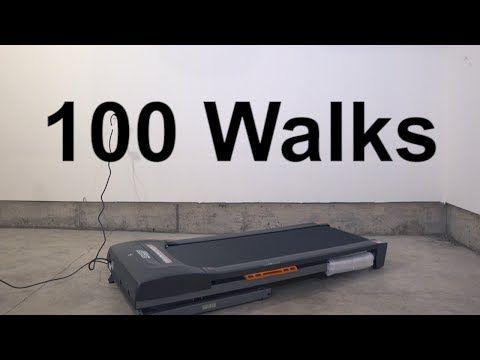 Kevin Parry 100 walks: ilmaisutaitoon!
