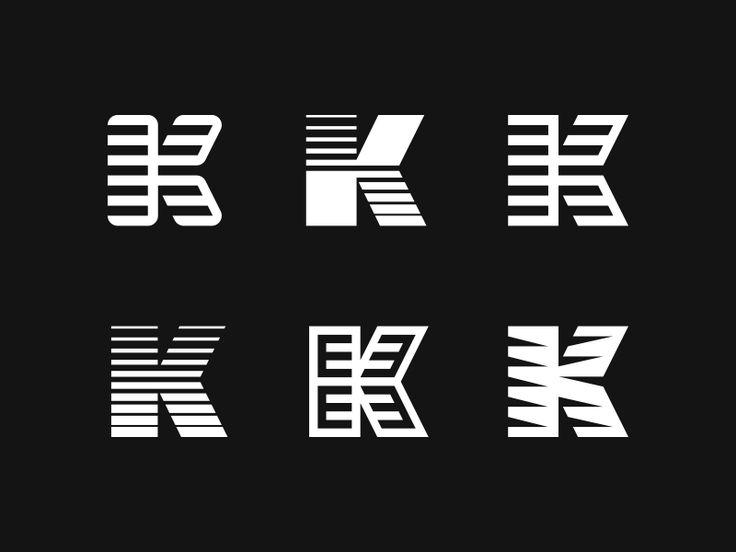 K Monograms