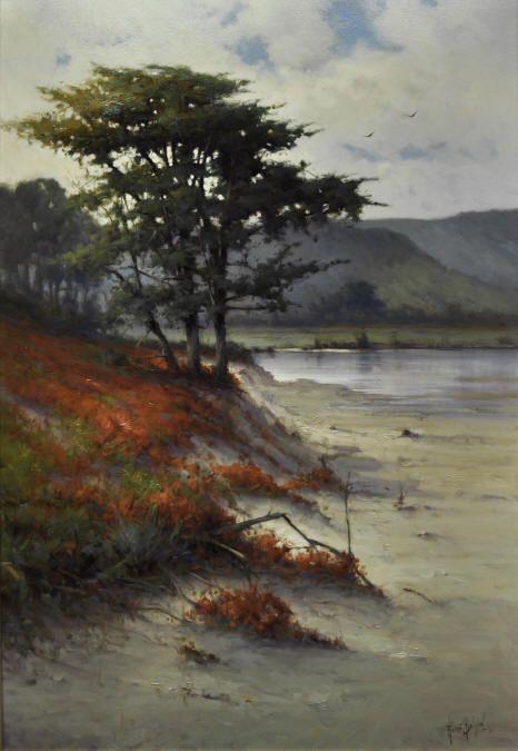 Andre Balyon - Artist, Galleries in Carmel California- Jones/Terwilliger
