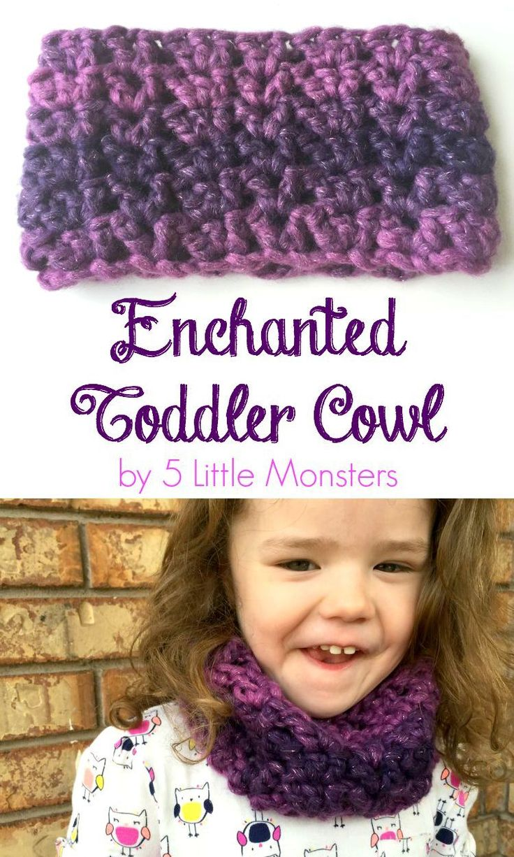 Best 25+ Toddler cowl ideas on Pinterest | Toddler scarf ...
