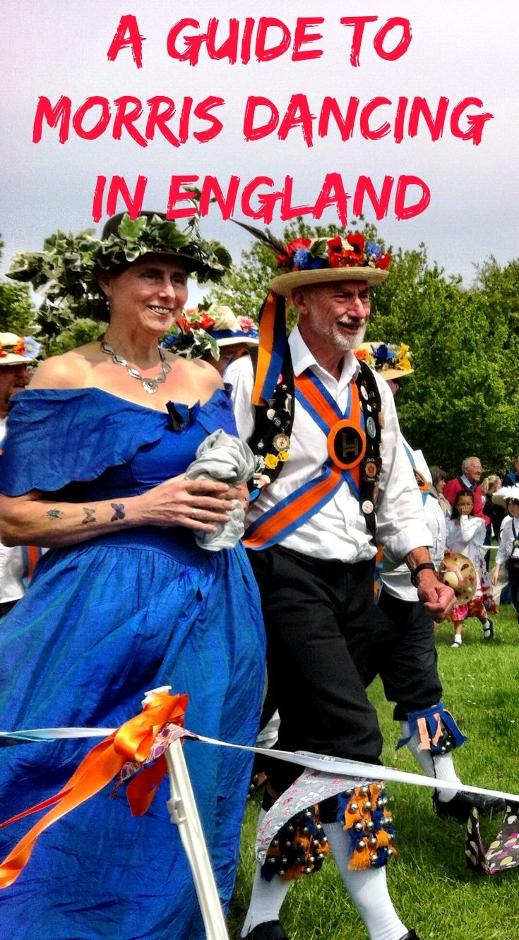 It's as English as cricket on the green and warm beer in country pub gardens - the eccentric art of Morris Dancing in England!