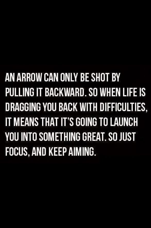 : Arrows, Inspiration, Life, Quotes, Truth, Wisdom, Thought