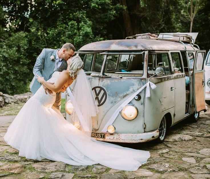 Boho wedding inspiration for wedding car hire
