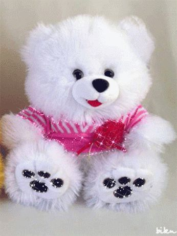 #TEDDY #BEAR #GIF.         @KaseyBelleFox