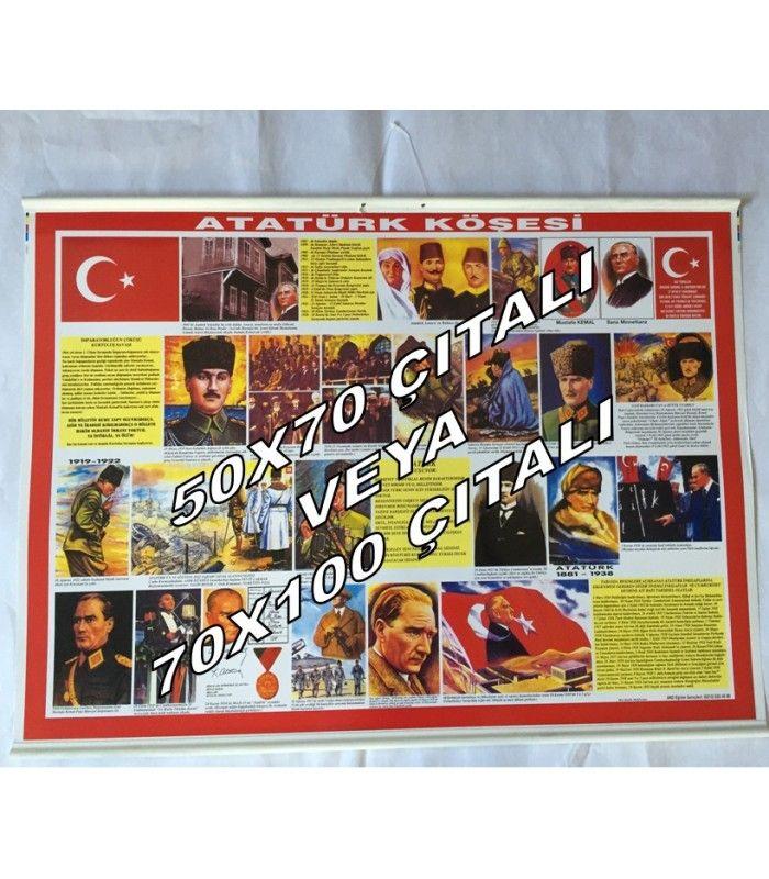ATATÜRK KÖŞESİ  Çerçeveli Atatürk Köşesi Fiyatı ve Çeşitleri bu sitede. Çerçeveli çeşitleri ile Atatürk'ün doğumundan itibaren bir köşe hazırladık. Hemen almak çeçveli Atatürk Köşesi almak için tıklayın www.okulgerecim.com