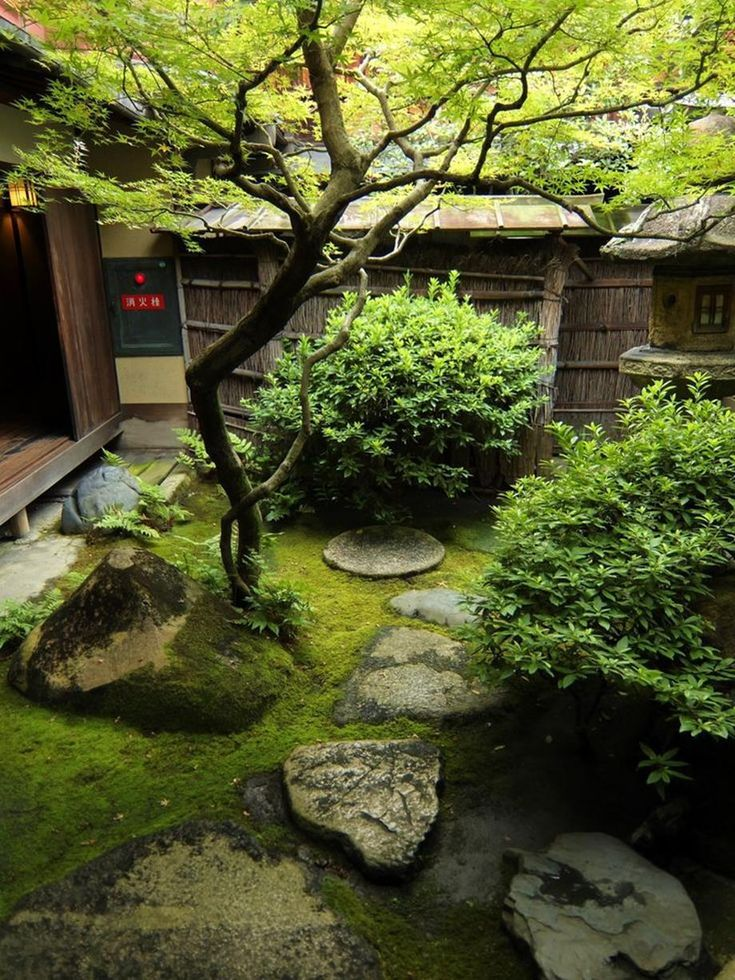 30 Clean and Beautiful Small Japanese Gardens