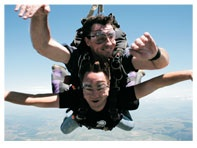 Skydiving in Cape Town R2000 inc dvd but no mention of stills
