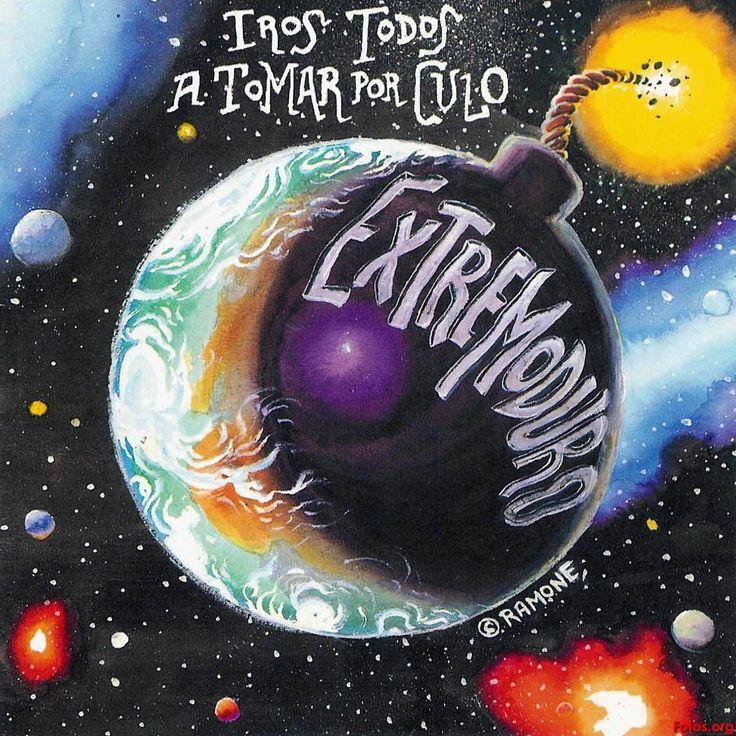 Discografia Extremoduro - Mis Discografia