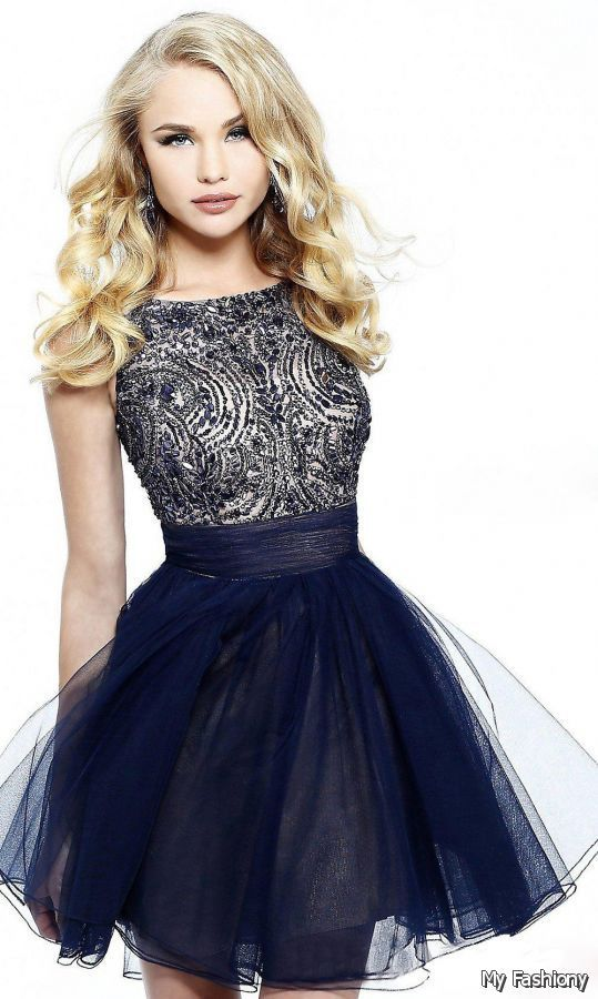Graduation Dresses for Grade 6 2015-2016 | MyFashiony