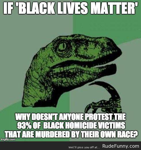 Funny Black Lives Matter Meme : Images about sjws feminazis black lives matter and
