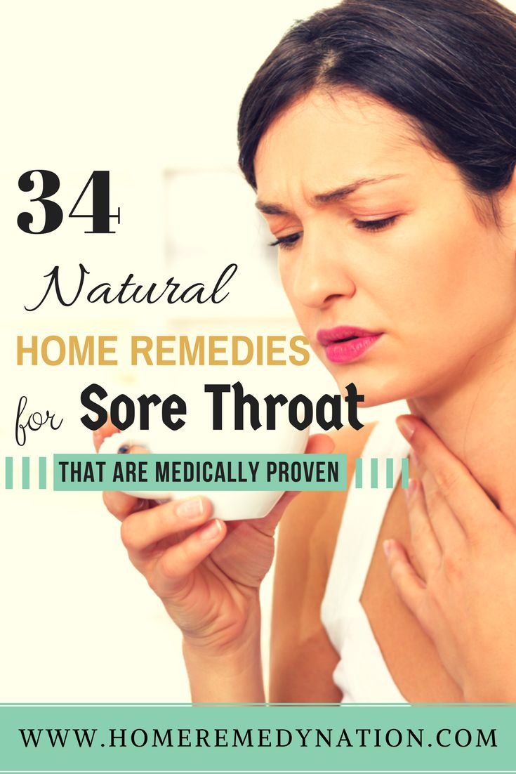 34 Natural Remedies that could help you cure Sore Throat | Home Remedy Nation