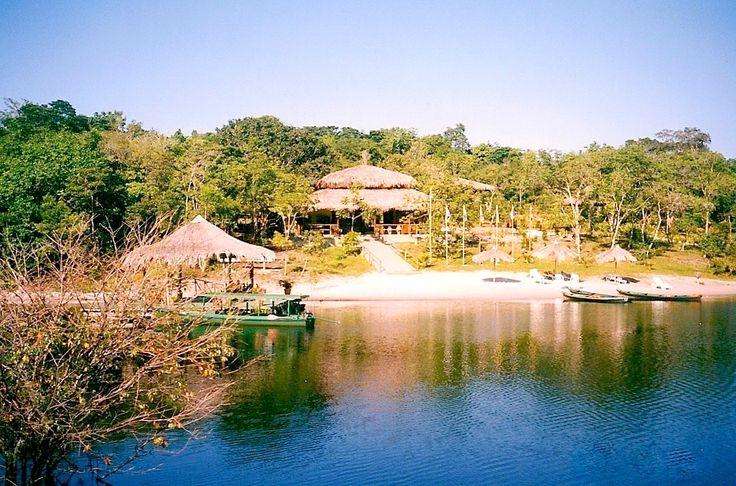 Amazon Eco-Park Lodge - Brazil - on a tributary of Rio Negro