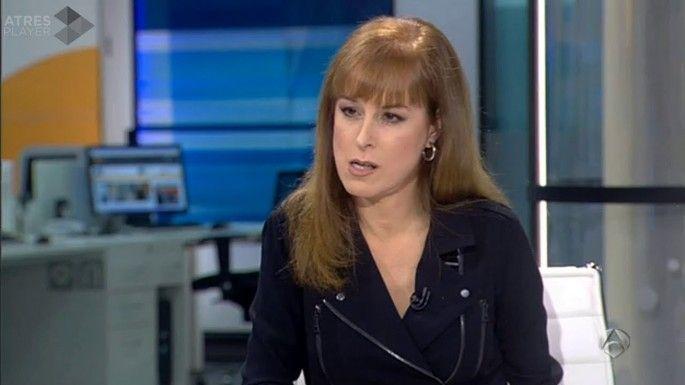 Si a Gloria Lomana le importa la imagen de los informativos de Antena 3 debería dar la cara, explicarnos éstas y otras cuestiones.