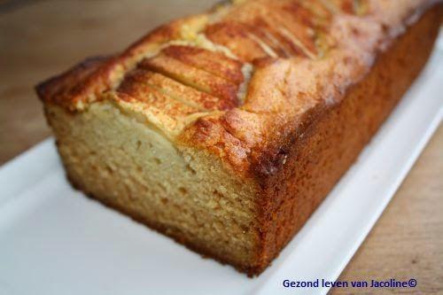 Suikervrijcake met spelt, honing en appel.     Echt een cake voor herfstweer! Lekker met een bak koffie of kopje thee!     Ingrediënt...