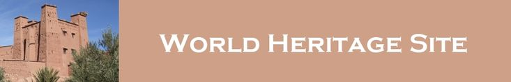 World Heritage Site - UNESCO World Heritage List cultural / natural sites, trip reports, photos