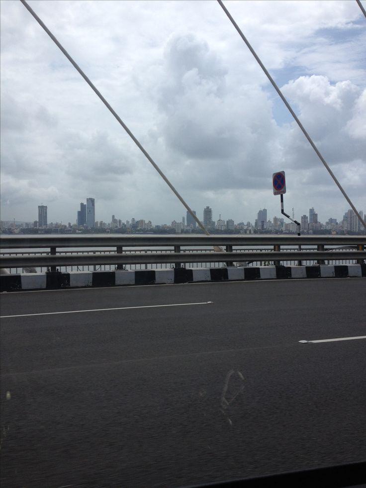 Sea link road mumbai