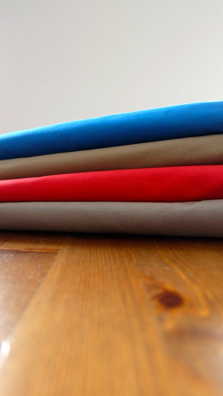 New lining cotton arrived! Made of Oeko-Tex organic cotton | Vank Design
