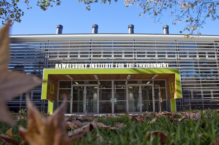 UWS Hawkesbury campus: Hawkesbury Institute for the Environment (HIE)